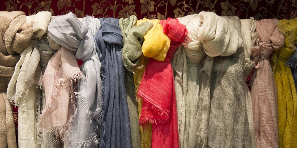 Sciarpe multicolor